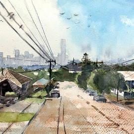 Sof Georgiou - Into the city