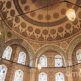 Into the Hagia Sophia museum