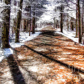 Betsy Zimmerli - Into Winter