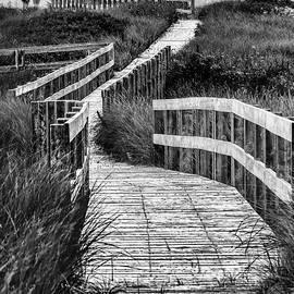 Ken Morris - Inverness Boardwalk