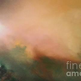 Maja Sokolowska - Invisible sun oil painting