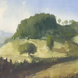 Inviting path - John Holdway