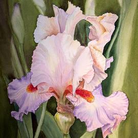 Irina Sztukowski - Iris Flower