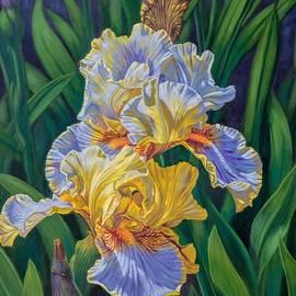 Fiona Craig - Iris Garden 3