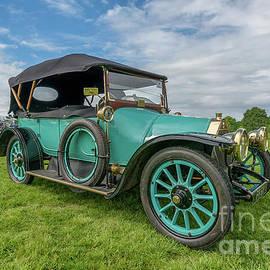 Iris Tourer 1912 - Adrian Evans