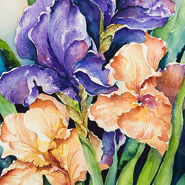 Lael Rutherford - Irises