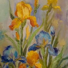 Natalia Bardi - Irises