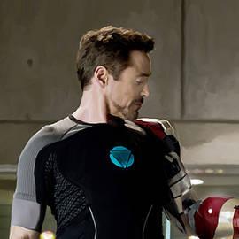 Iron Man 3 - Paul Tagliamonte