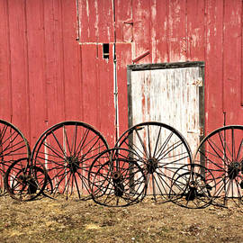 Kathy Krause - Iron Wheels
