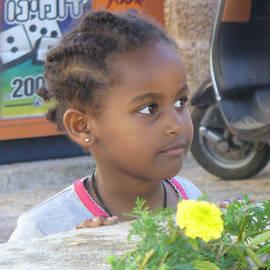 Joyce Goldin - Israeli Child
