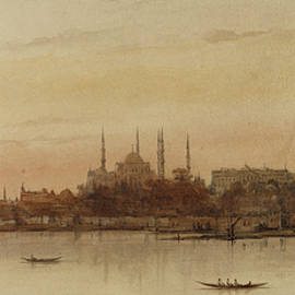 Istanbul - Alfred de Courville