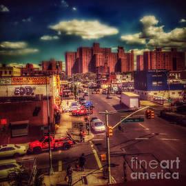 Miriam Danar - It Takes a Village - New York Street Scene