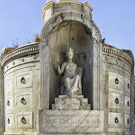 Kathleen K Parker - Italia - St. Louis One Cemetery-NOLA