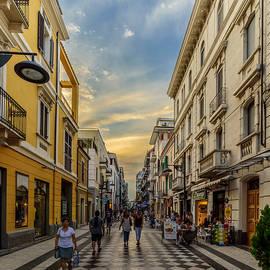 Randy Scherkenbach - Italian Shopping District