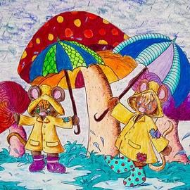 Megan Walsh - Its Raining Its Pouring