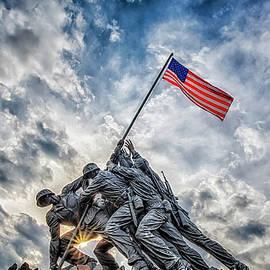Susan Candelario - Iwo Jima Memorial