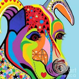Eloise Schneider - Jack Russell Terrier