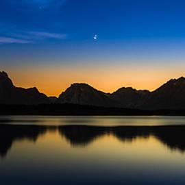 Steve Gadomski - Jackson Lake Grand Tetons N P