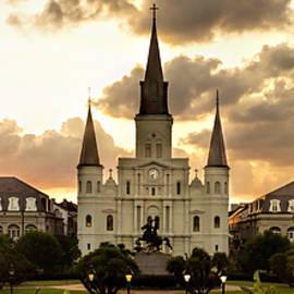 Felix Lai - Jackson Square At Sunset, New Orleans