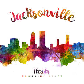 Jacksonville Florida 23 - Aged Pixel