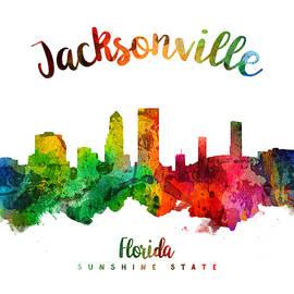 Jacksonville Florida 24 - Aged Pixel