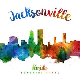 Jacksonville Florida 25 - Aged Pixel