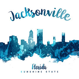 Jacksonville Florida 27 - Aged Pixel