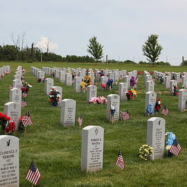Anthony Cornett - Jacksonville Veterans Cemetery
