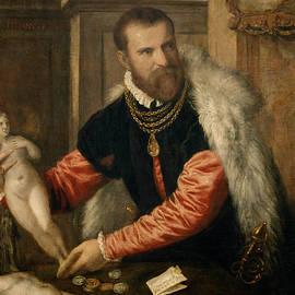 Jacopo Strada - Titian