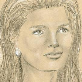 P J Lewis - Jacqueline Kennedy