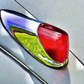 Allen Beatty - Jaguar X K 150 Tail Light