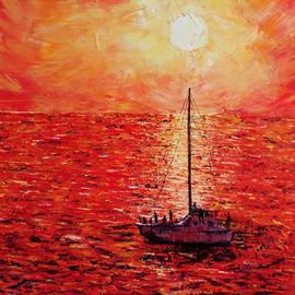 Leena Kewlani - Jamaican Sunset
