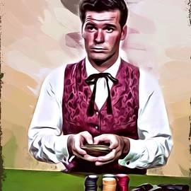 Scott Wallace - James Garner As Maverick