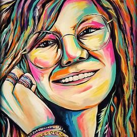 Amy Belonio - Janis Joplin