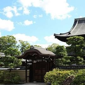 Atsuko Noguchi - #japan #kyoto #temple