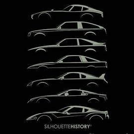 Japanese Sports Car SilhouetteHistory - Gabor Vida