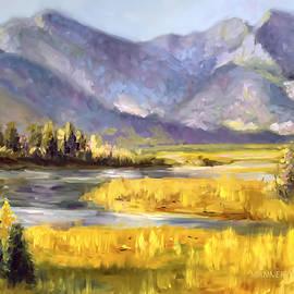 Melissa Herrin - Jasper Lakes Canada