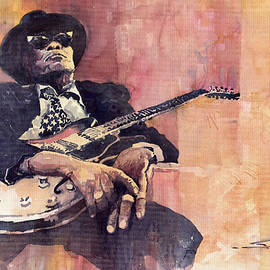 Yuriy  Shevchuk - Jazz John Lee Hooker