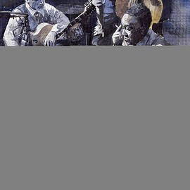Yuriy  Shevchuk - Jazz Parker Tristano Bauer Safransky RCA studio NY 1949