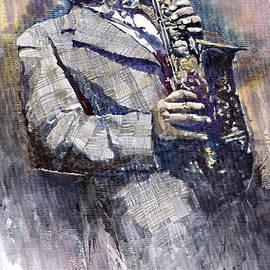 Yuriy  Shevchuk - Jazz Saxophonist Charlie Parker