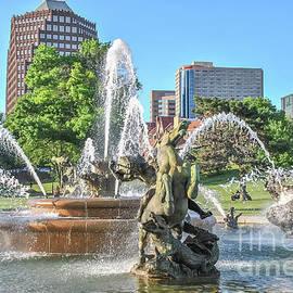 Pamela Williams - JC Nichols Memorial Fountain