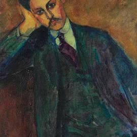 Jean Alexandre, 1909 - Amedeo Modigliani