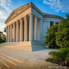 Inge Johnsson - Jefferson Memorial Panorama