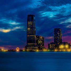 Chris Lord - Jersey City Twilight