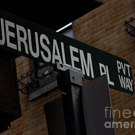 Mim White - Jerusalem Place