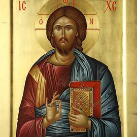 Daniel Neculae - Jesus Christ Pantokrator