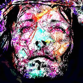 Sir Josef Social Critic - ART - Jesus Loves You