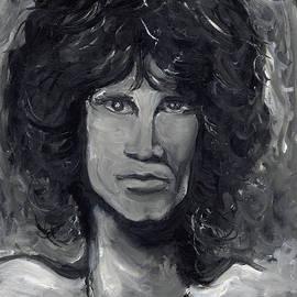 Jon Griffin - Jim Morrison in Umber