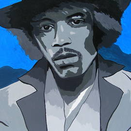 Ken Jolly - Jimi Hendrix