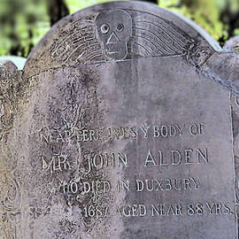 Janice Drew - John Alden